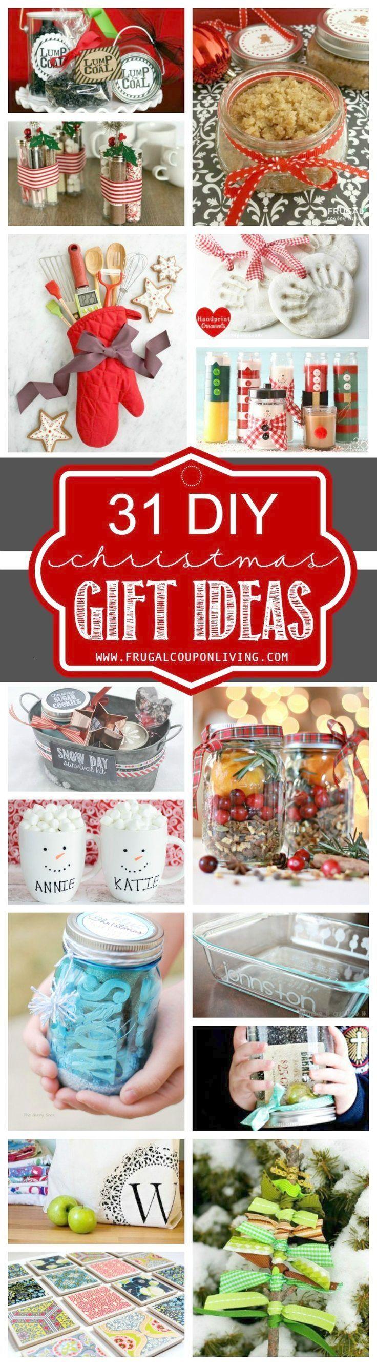31 Diy Christmas Gift Ideas On Frugal Coupon Living Homemade