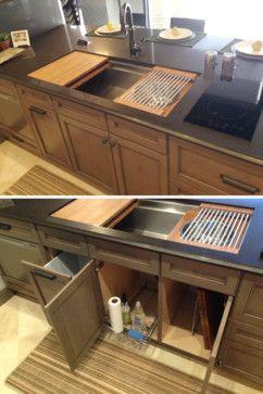 The Galley Reinventing The Kitchen 4 Undermount Galley Sink