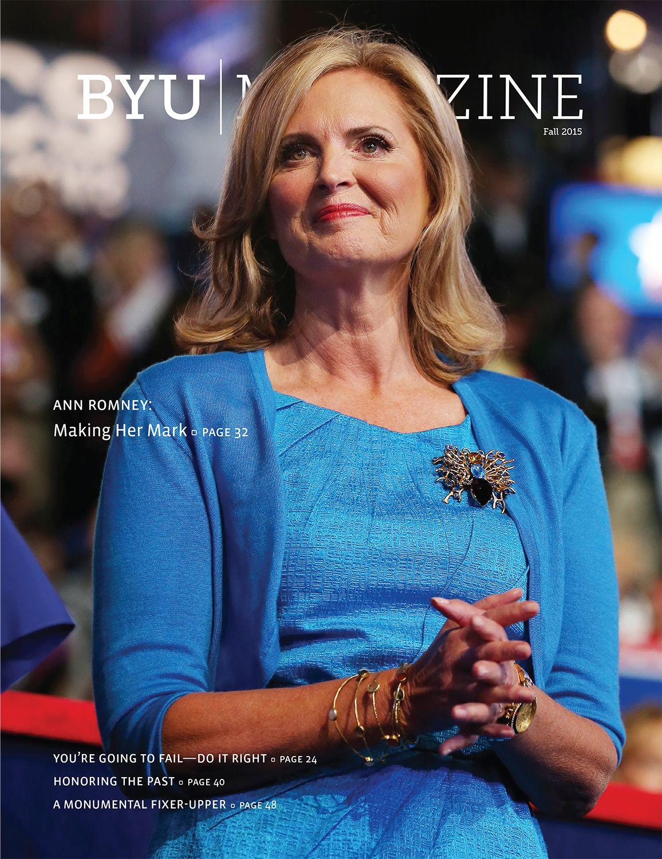 "Ann Romney-""Ann's Unexpected Journey"""