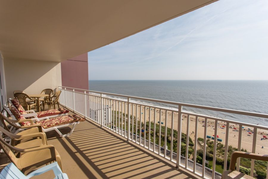 Oceanfront In Outdoor Pools Great Homeaway Maryland City Condo Outdoor Pool Oceanfront