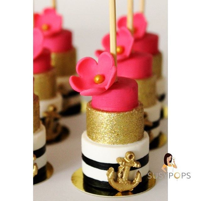 Gorgeous Cake Pops By Susy