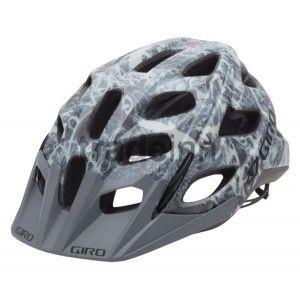 Giro Hex Helmet Matte Titanium Evil Closeout Mountain Bike Helmets Bike Helmet Helmet