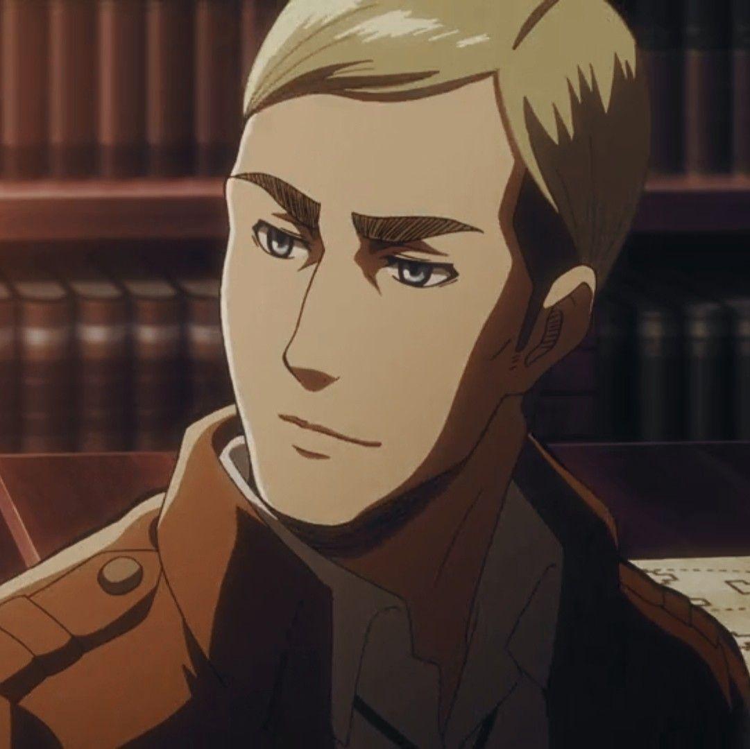 Erwin Smith Icons Attack On Titan Anime Attack On Titan Erwin