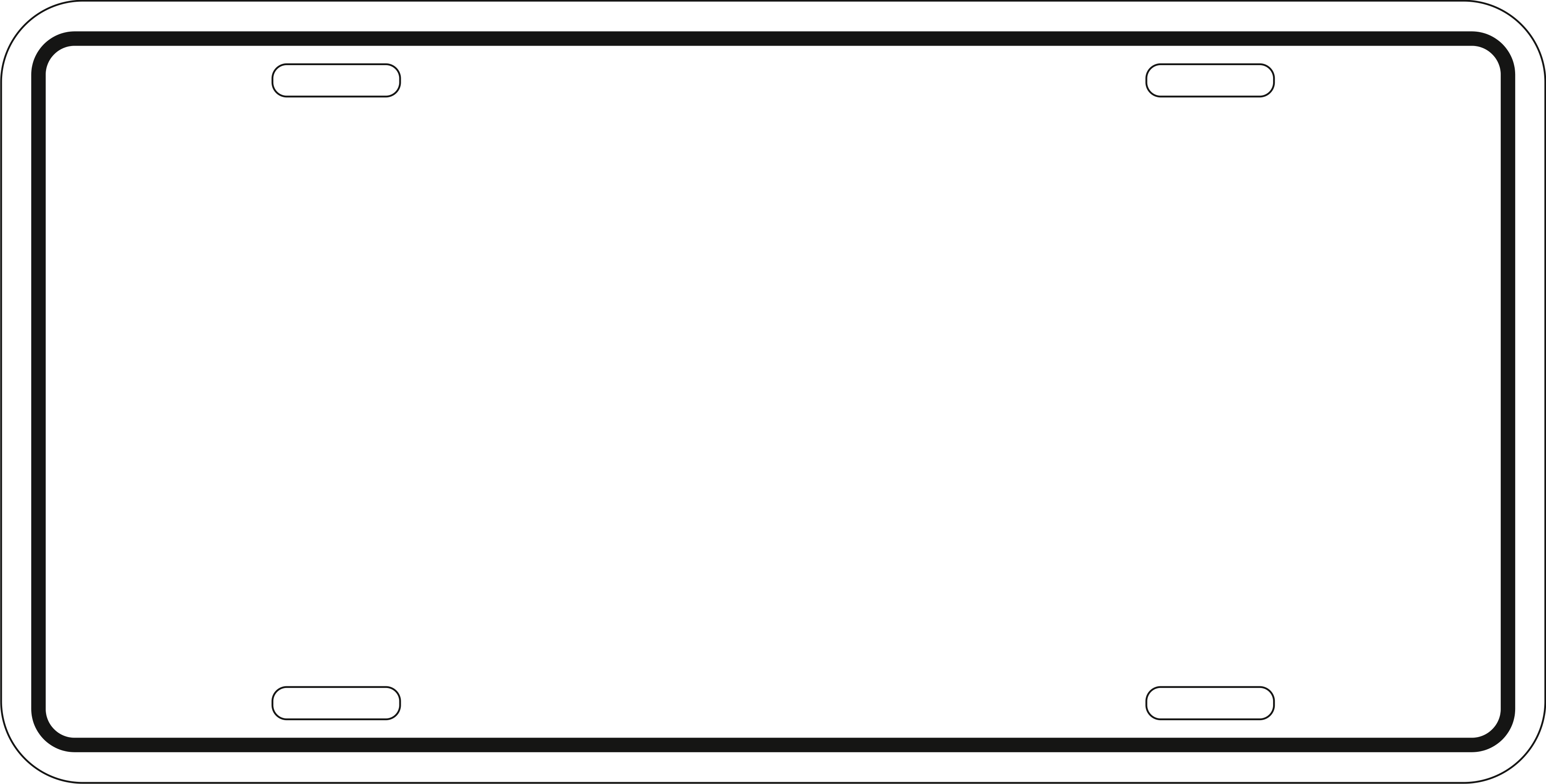 Free Paper Car Tag Template