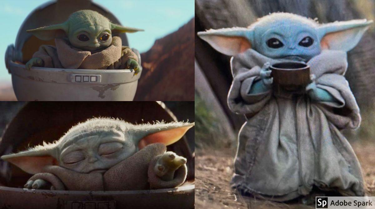 He Protec He Protac He Also Sip Loose Leaf Tea Yoda Wallpaper Yoda Meme Disney Star Wars