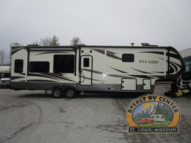Used 2018 Vanleigh Rv Vilano 369fb Fifth Wheel At Byerly Rv