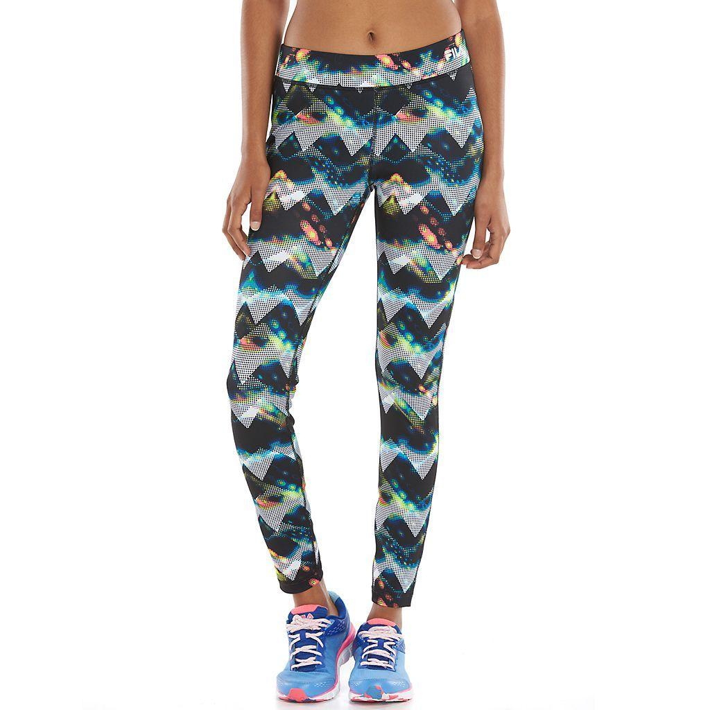 Women's FILA SPORT® Maui Workout Leggings