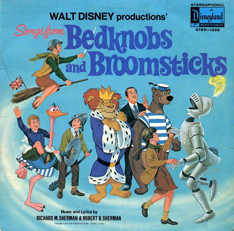 Bedknobs and broomsticks lyrics
