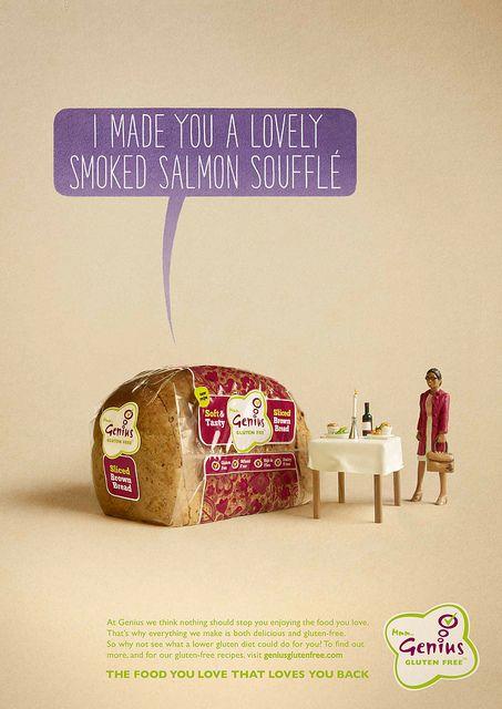 gluten free diet ads