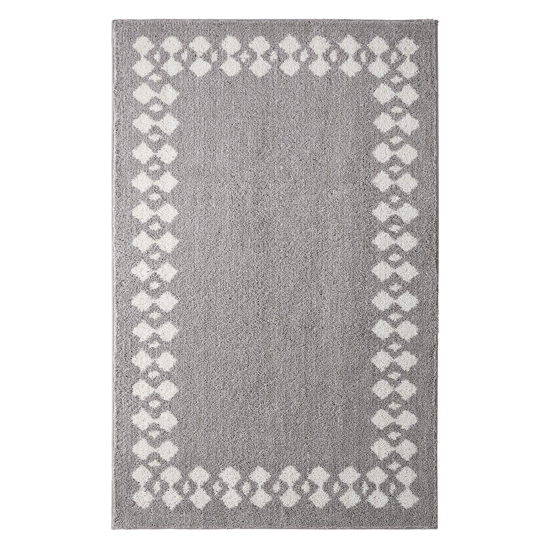 Mohawk home laguna stacked border rug gardens pinterest rugs