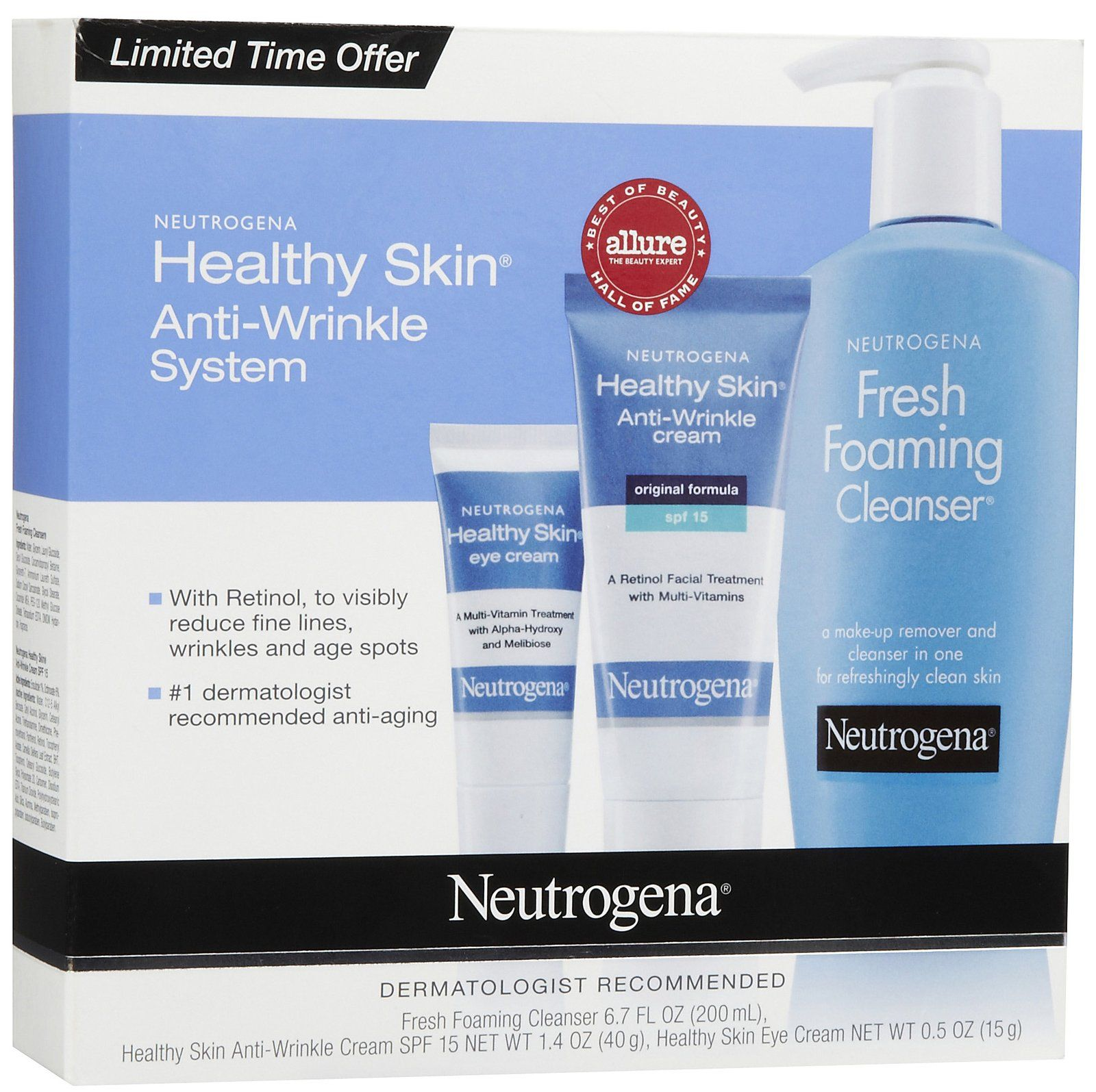 Most Of The Neutrogena Products Are Effective And They Have