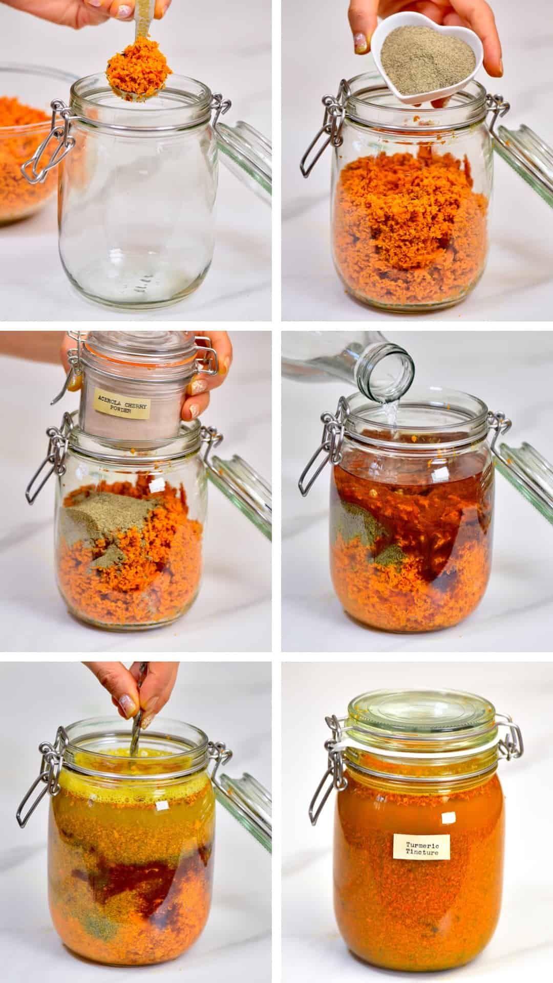 Diy turmeric tincture natures golden medicine recipe