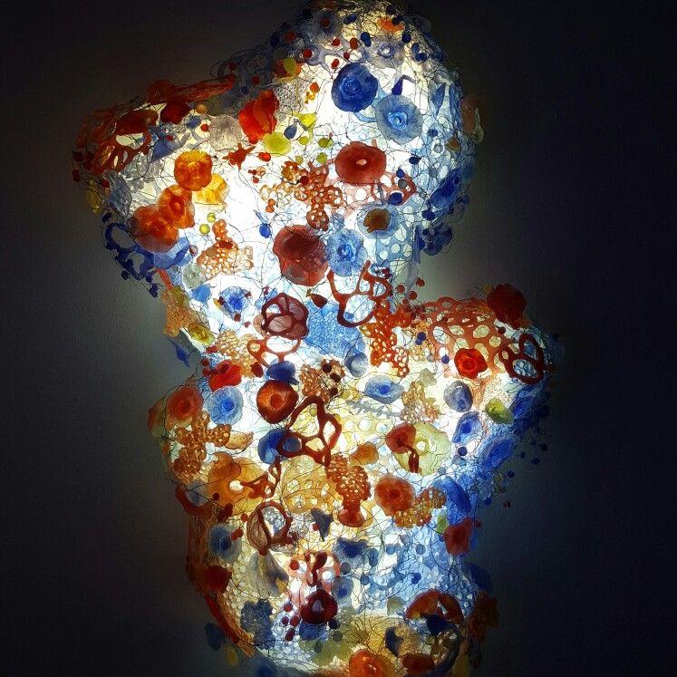 Artwork at art scape