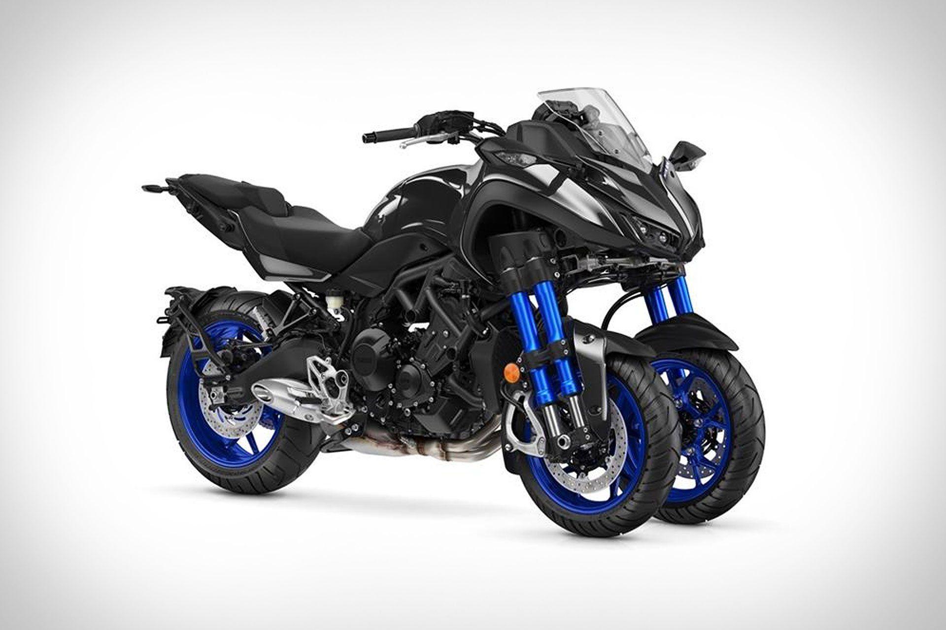 2019 Motorcycles Yamaha Release From 2019 Yamaha Niken Motorcycle Uncrate In 2019 Motorcycles Yamaha Release New Motorcycles Motorcycle Yamaha