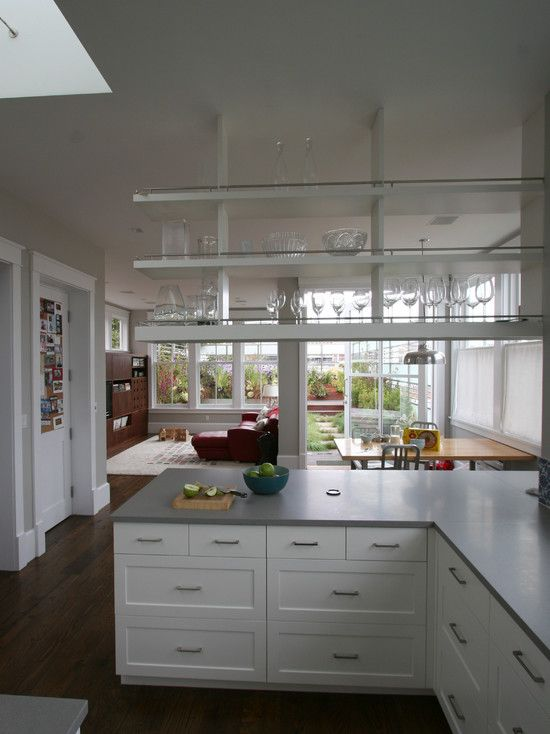kitchen design expo. Glass upper cabinet over the island  Kitchen Dreams Pinterest Free standing kitchen cabinets Standing and Open kitchens