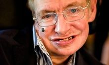 Stephen Hawking wins a battle of wits!