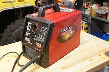 Lincoln 3200 HD MIG Welder | Welding | Welding, Offroad, Lincoln