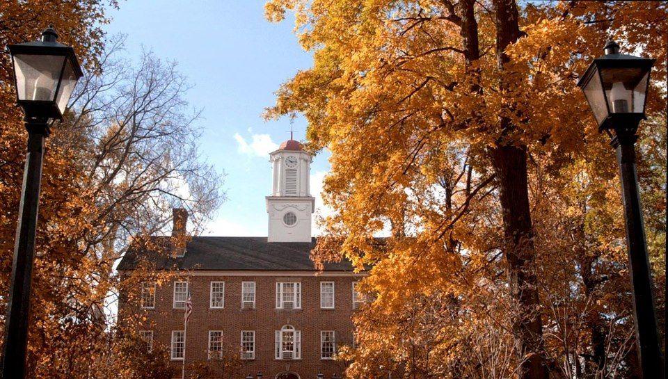 Fall in athens ohio university athens ohio university