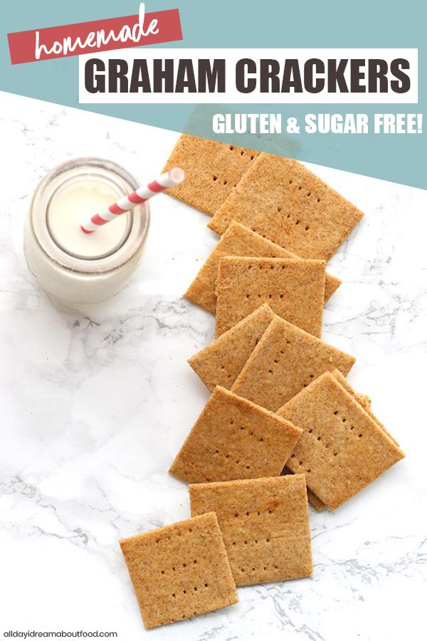 The original and still the best, these low carb graham ...