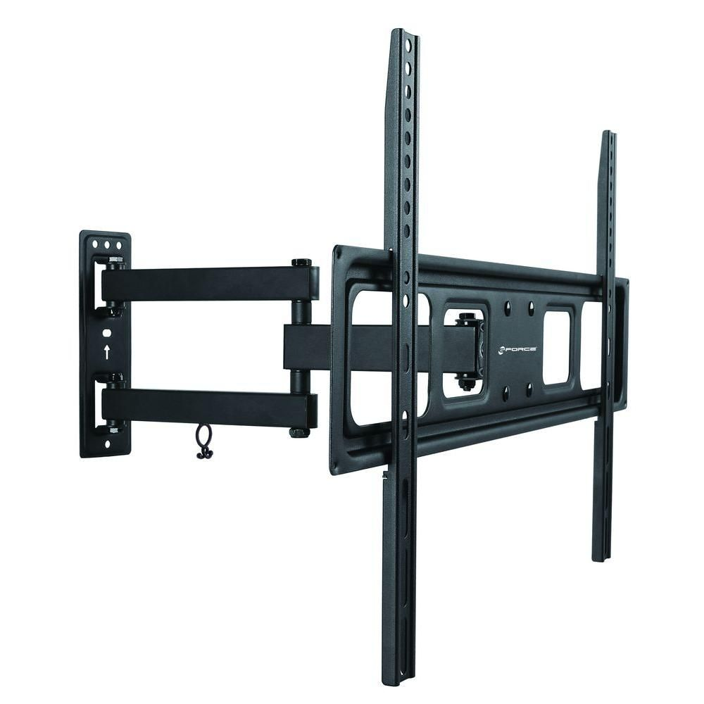 Gforce Full Motion 37 In 70 In Tilt And Swivel Tv Wall Mount