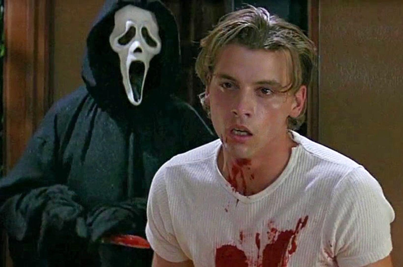 #Scream (1996) - #BillyLoomis | Scream | Pinterest