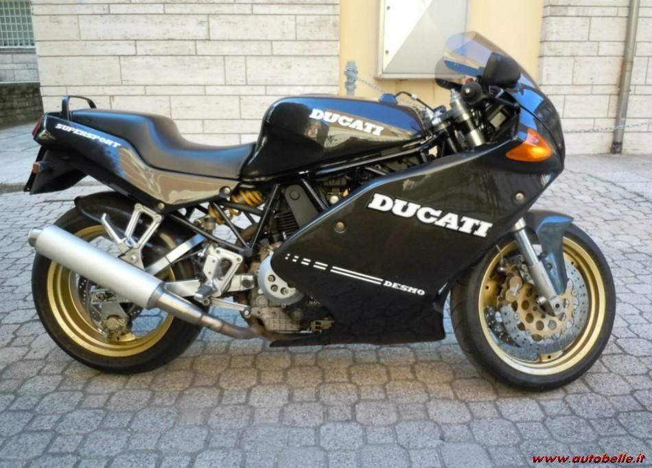Early Black 900ss Ducati Ducati 900ss Ducati Supersport