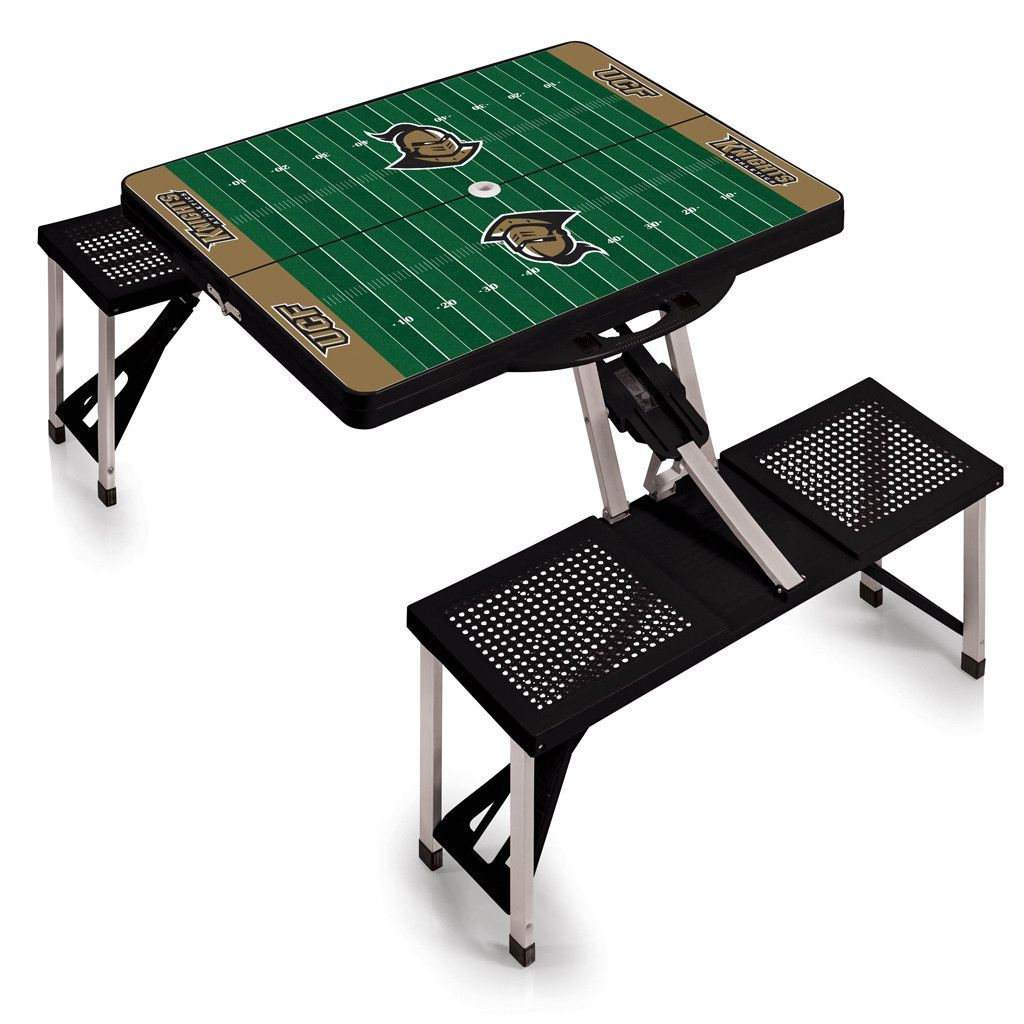 Ucf golden knights football field folding picnic table products ucf golden knights football field folding picnic table geotapseo Gallery