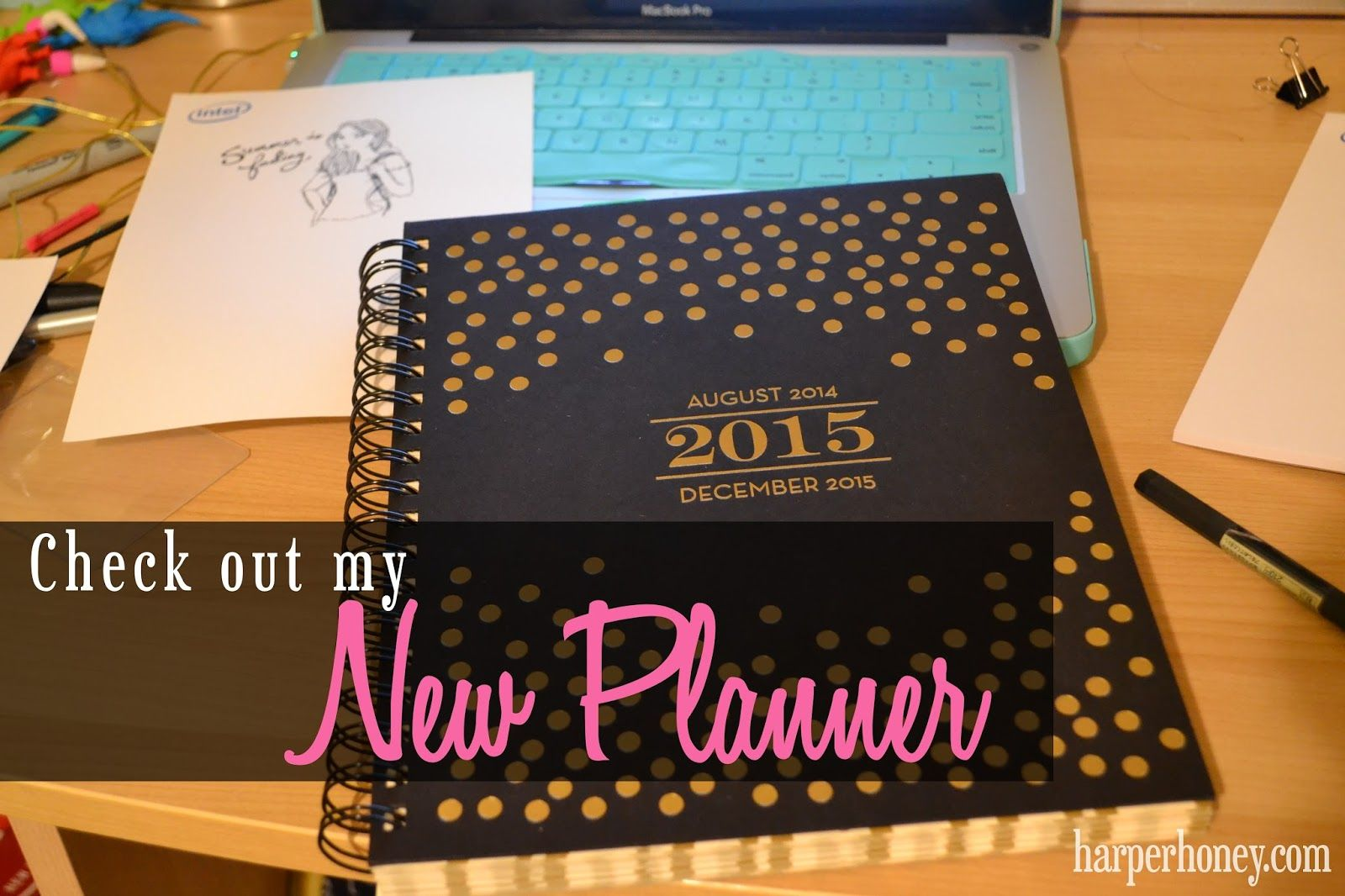 New Planner from Paper Source!