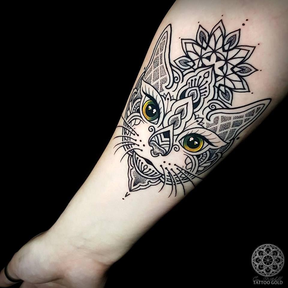 Tatto Body Inside Tattoo Ideas By Kerry Mitchell: Coen Mitchell Tattoo Gold