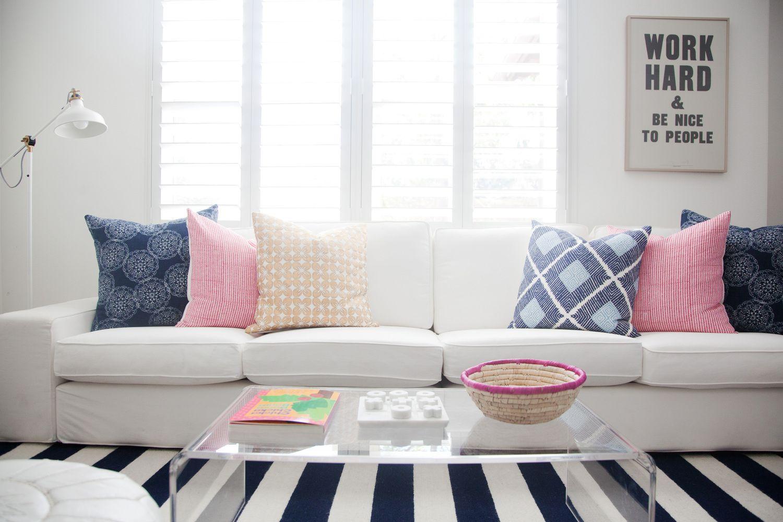 How To Mix & Match Pillows   Mix match, Studio mcgee and Pillows
