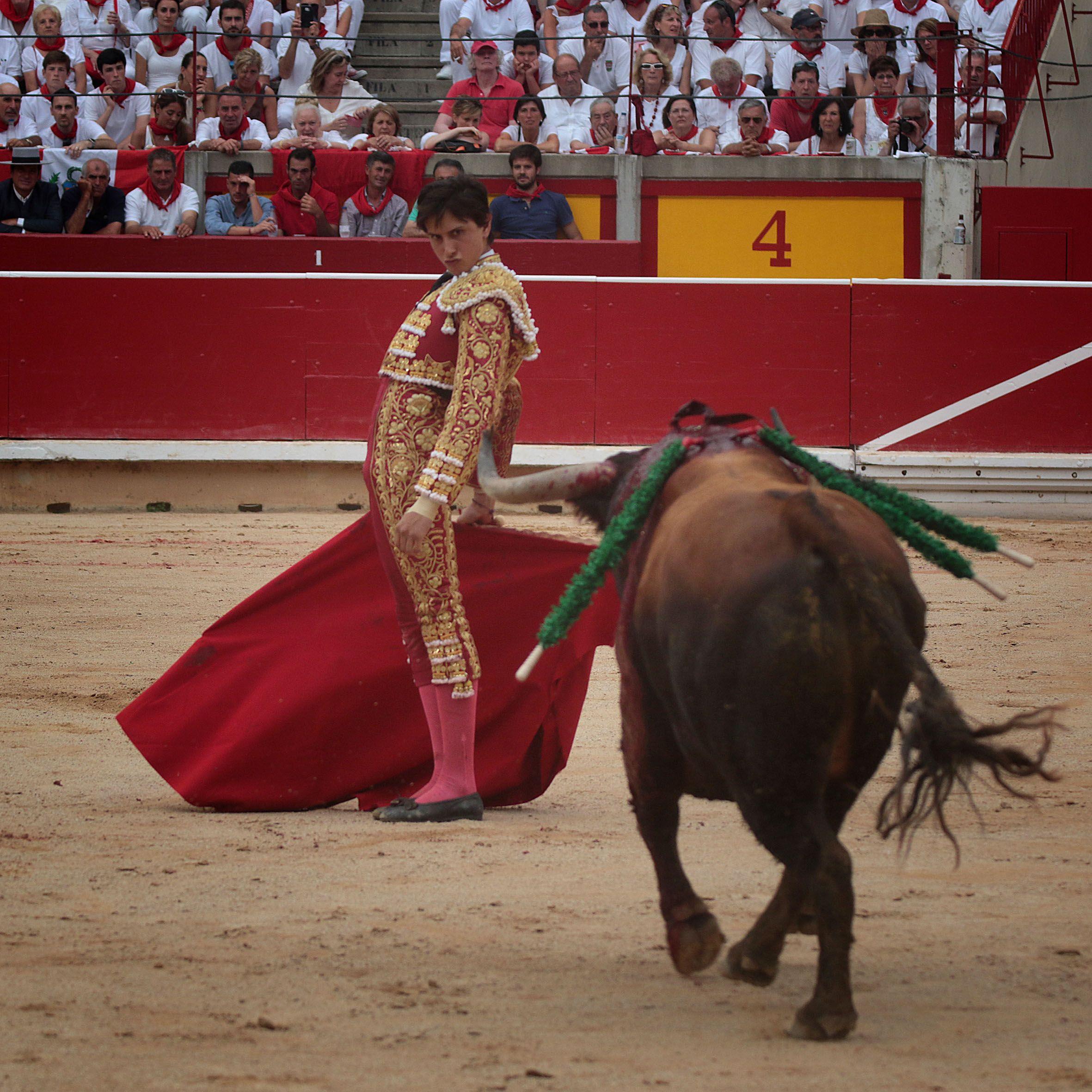 Pamplona 07.07.2016 | Crónica fotográfica de Maurice Berho| Pamplona 07.07.2016 | Crónica fotográfica de Maurice Berho