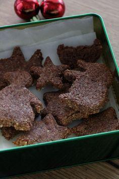 Brunsli, Vegane Brunsli, Glutenfreie Plätzchen