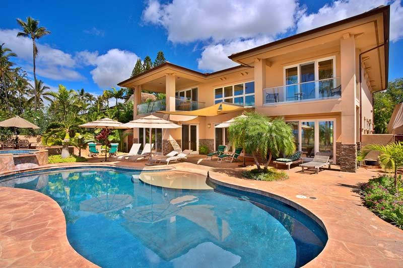 Maui Vacation Rentals Villas Hawaii Fabulous Homes By Luxury Wallpaper