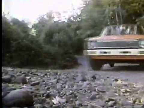 Toyota Truck Commercial-Circa 1979