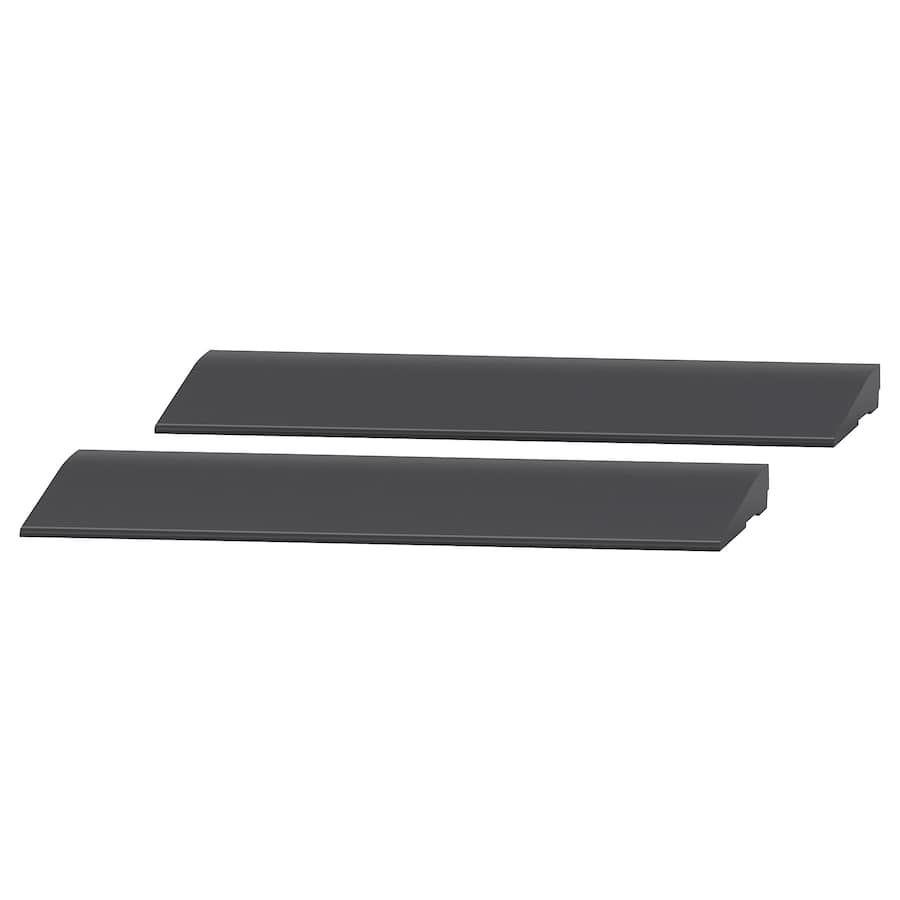 IKEA RUNNEN Edging strip, outdoor decking  Ikea deck tiles