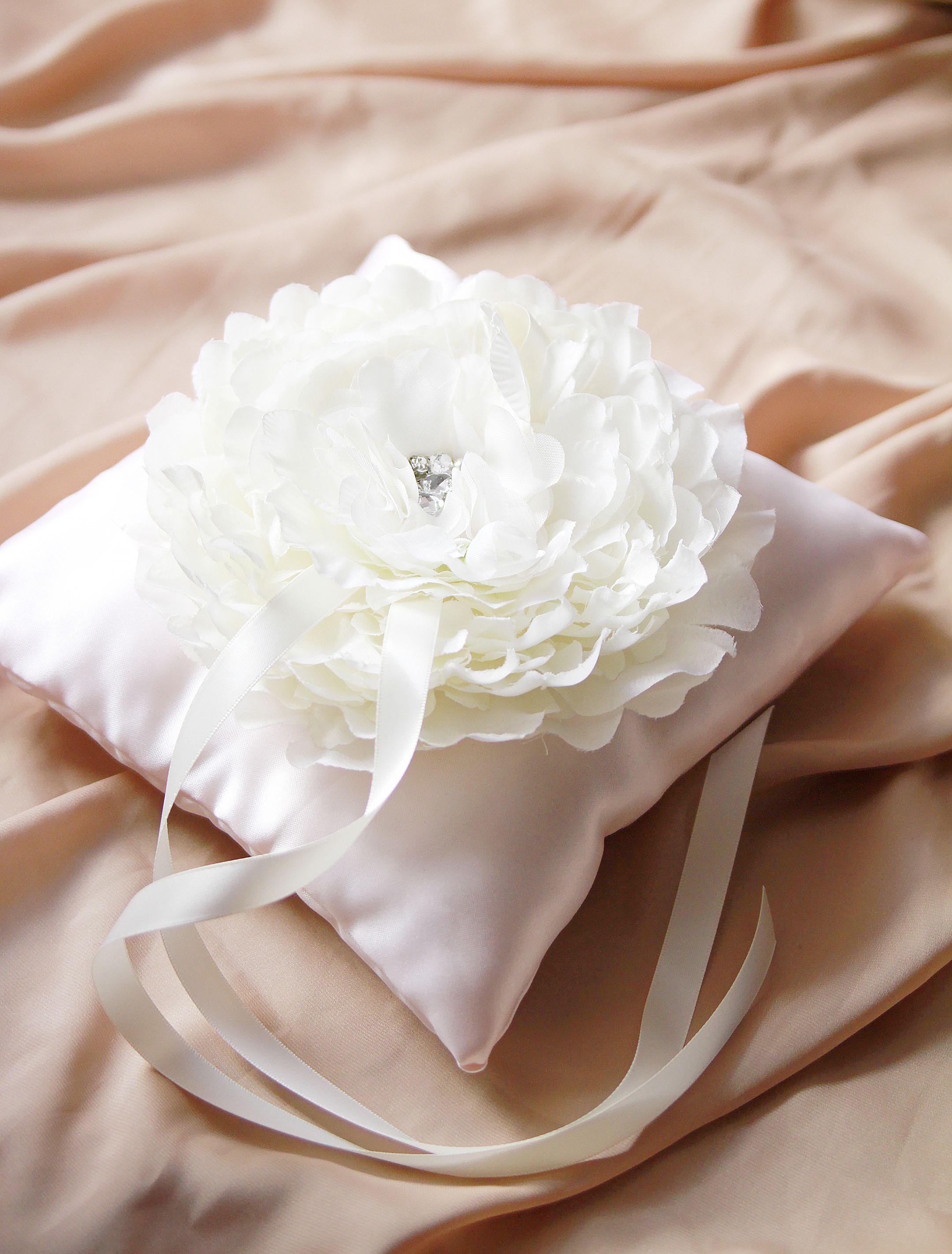 Wedding Ring Pillow Ring Bearer Pillow Ring Holder Wedding