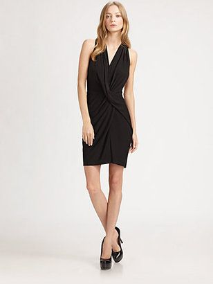 Haute HippieCriss-Cross Jersey Dress $178 (available in LARGE)