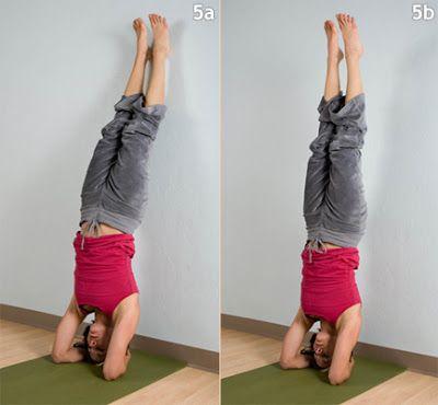 Healthy Life And Shape Yoga Tips Sirsasana Health Benefits Of Headstand Yoga Tips Headstand Poses How To Do Yoga
