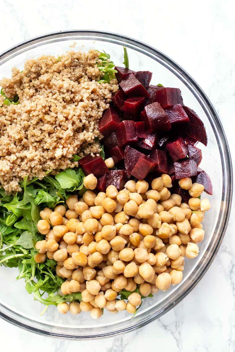 Photo of Easy Detox Quinoa Salad Recipe   10 Minutes or Less – Simply Quinoa
