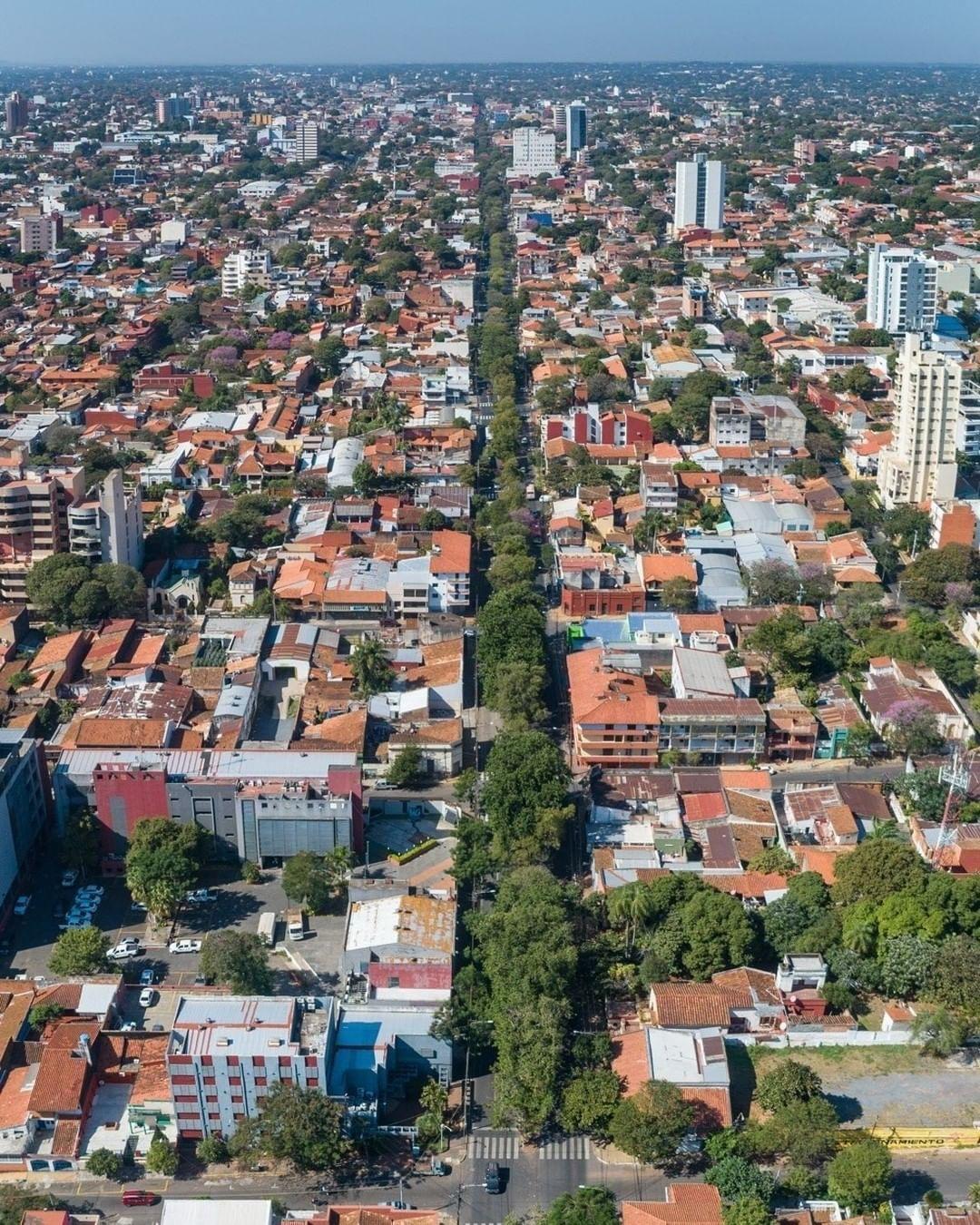 Fotociclo On Instagram Asuncion Del Paraguay Capital De Mis Amores Avenida Ygatimi Asuncion Paraguay Fotografia America Do Sul City City Photo