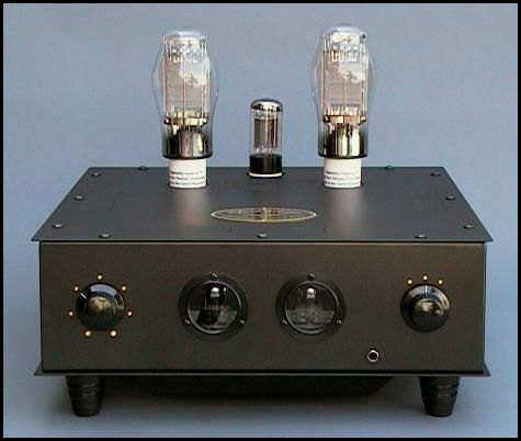 Best Looking Tube Amp Valve Amplifier Headphone Amp