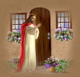 Jesus knocking on the door drawing art wallpaper free download jesus knocking on the door drawing art wallpaper free download religious images altavistaventures