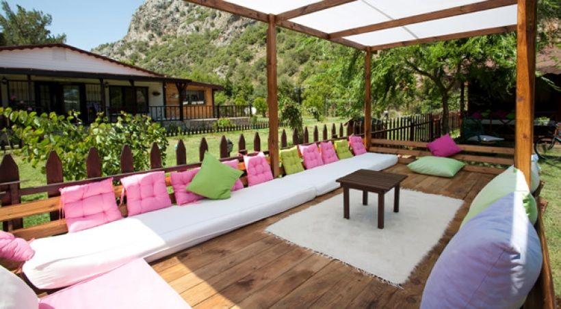 Idee deco terrasse exterieure free idee dcoration terrasse maison with idee deco terrasse - Amenagement bassin aquatique amiens ...