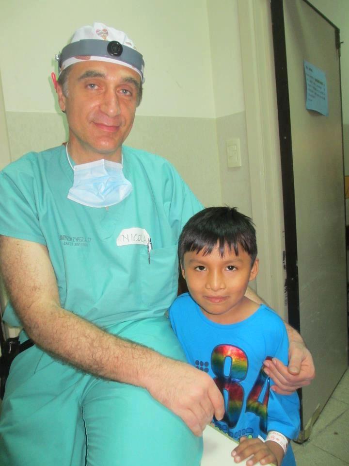 all'ingrosso online sempre popolare nuovo concetto Il nostro chirurgo Nicola Freda durante l'ultima missione in ...