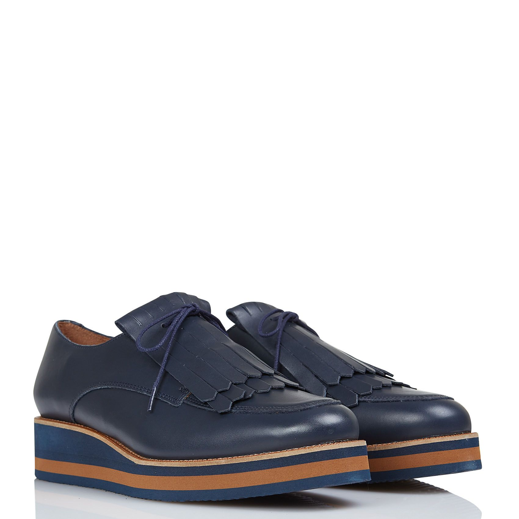 Chaussure Plate Style Derby Femme,Alaso Soldes Femmes Chaussures de Ville /à Lacets Derbies Cuir Baskets Ballerines Mocassins Oxford