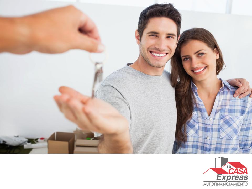 Ahora ya es posible comprar una casa. LOS MEJORES CRÉDITOS PARA COMPRAR TU CASA. En Tu Casa Express, tú decides el monto que necesitas para comprar, remodelar o construir la casa que siempre has querido y nosotros te facilitamos los trámites. Te invitamos a contactar a nuestros asesores para solicitar una cita y poderte ofrecer las distintas opciones de financiamiento con las que contamos. #elmejorcreditoparacomprarcasa