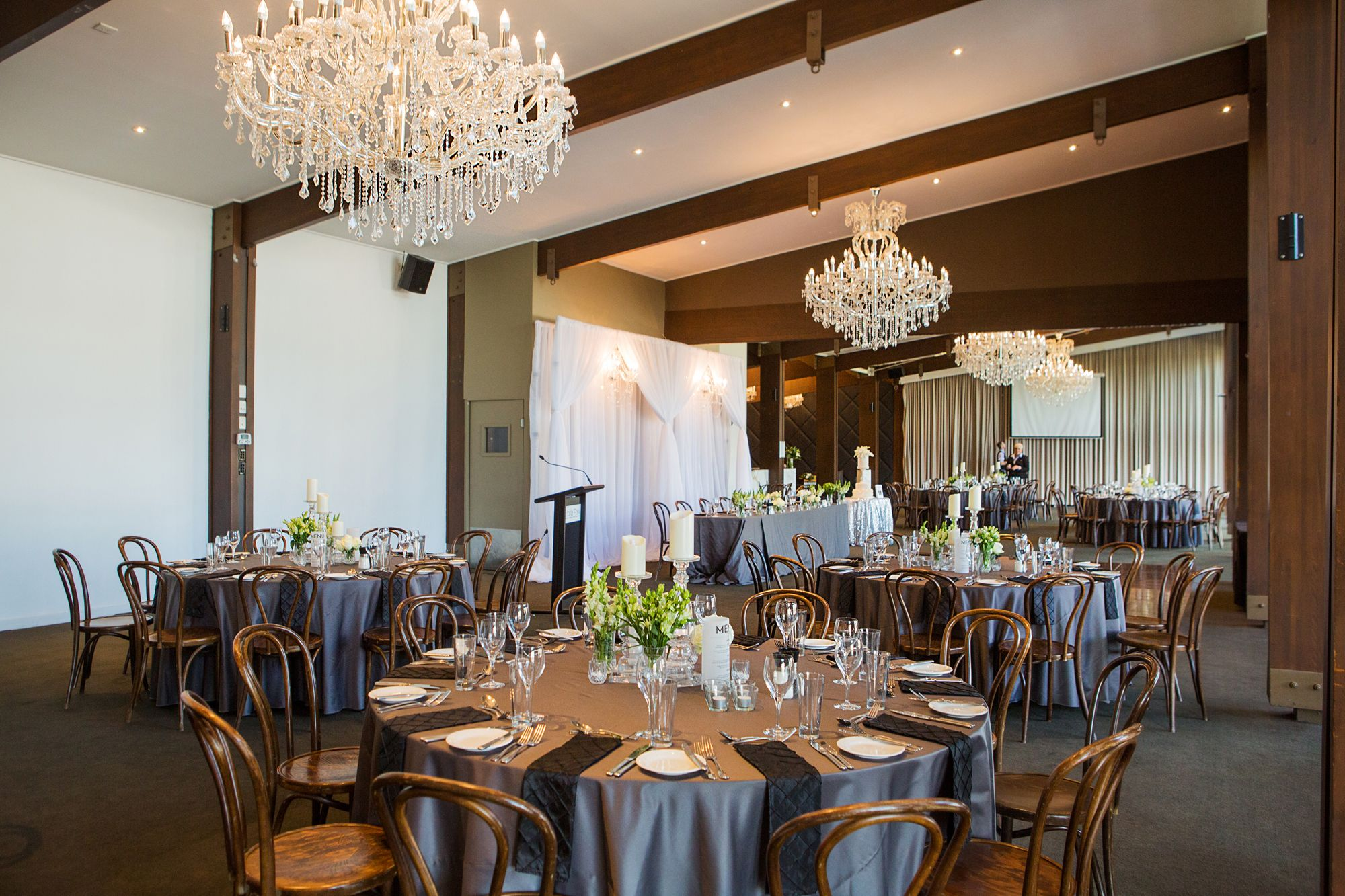 Victoria Park Brisbane Wedding Venue Ballroom For A Wedding