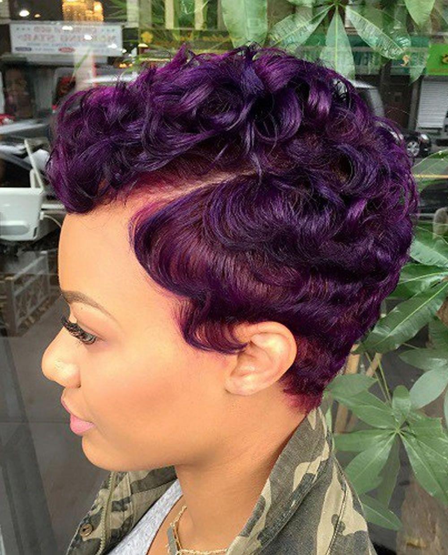 Short hairstyles african american women u very short pixie hair