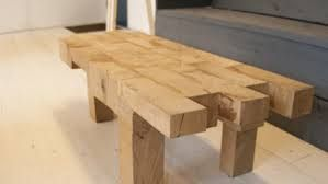 Houten tafel maken google zoeken inspiration for the root