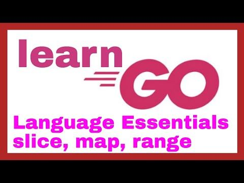 Learn Golang in 25 Minutes (check out both videos in the playlist